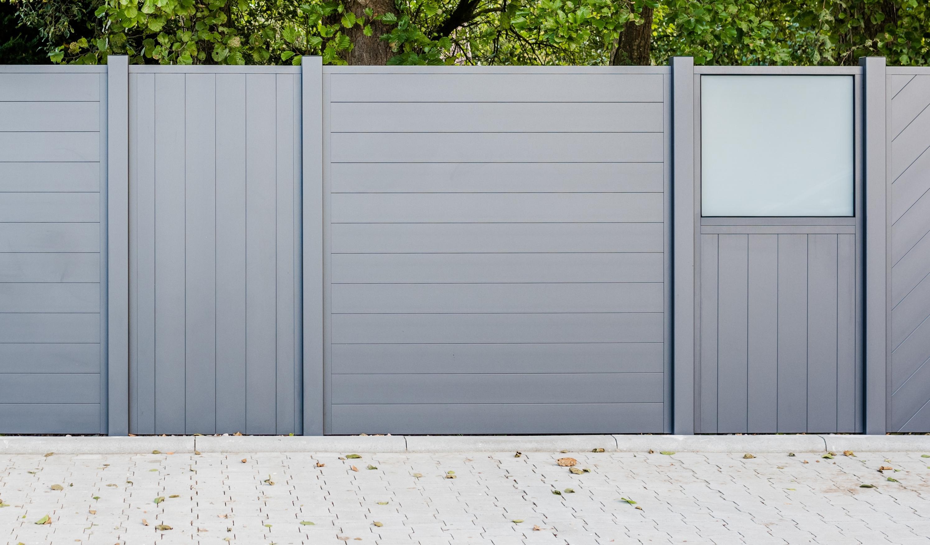Neues System Vorgestellt Serie Sichtschutz Ts Aluminium